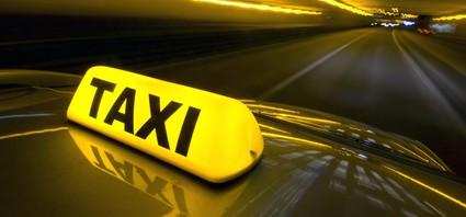 Chauffeurs de taxi, impôt et vérification